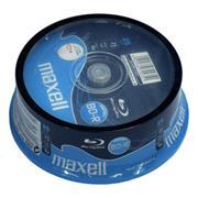 BD-R SL MAXELL 25GB 4X printable 25 cake