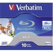 BD-R 6x 25 GB SL Print JWC 10/pack
