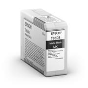 kazeta EPSON SC-P800 Matte Black 80ml