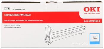 valec OKI C810/C830/C801/C821, MC851/MC860/MC861 cyan