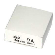 páska ARMOR DIN 1, 13x10, 1 cievka, POH1C, čierna Nr.3