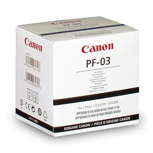 hlava CANON PF-03 iPF 500/510/600/610/700/710/5000/5100/6100/8000/9000