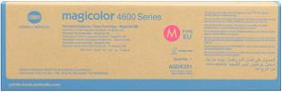 toner MINOLTA Magicolor 4650EN/4650DN/4690MF magenta (4000 str.)
