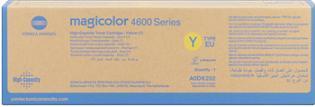 toner MINOLTA Magicolor 4650EN/4650DN/4690MF yellow (8000 str.)