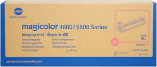 valec MINOLTA Magicolor 4650/4690MF/5550/5570/5650EN magenta