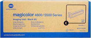 valec MINOLTA Magicolor 4650/4690MF/5550/5570/5650EN black