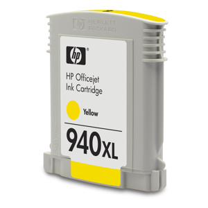 KAZETA HP C4909AE No. 940XL Žltá atramentová