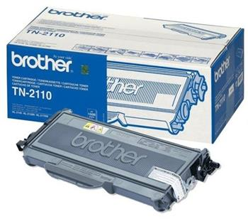 toner BROTHER TN-2110 HL-2140/2150N/2170W, DCP-7030