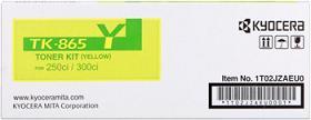 toner KYOCERA TK-865Y Yellow TASKalfa 250Ci/300Ci/400Ci/500Ci