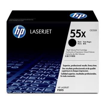 TONER HP CE255X pre LJ P3015, 12,500str.