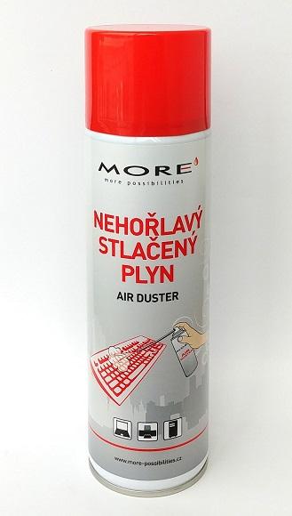 stlačený vzduch MORE 400g / 650ml (nehorľavý)