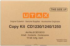 toner UTAX CD 1230/1240/1250, TA DC 2230/2240/2250