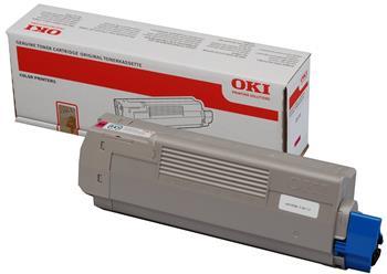 toner OKI C610 magenta