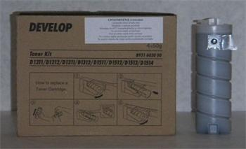 toner DEVELOP D 1211/1212/1311/1312/1511/1512/1513/1514/1515 (4ks)
