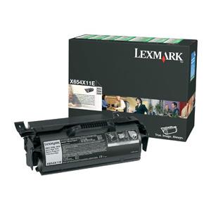 Toner Lexmark black pre X654, X656, X658 (36.000 str)