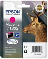 kazeta EPSON SX525WD/SX620FW/BX320FW magenta XL (600 str)