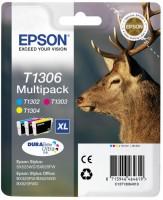 kazeta EPSON SX525WD/SX620FW/BX320FW color multipack XL