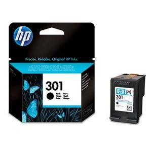 KAZETA HP CH561EE no.301 čierna atramentová náplň