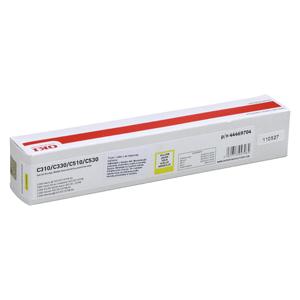 toner OKI C310/C330/C331/C510/C511/C530/C531/MC351/MC352/MC361/MC362/MC561/MC562 yellow (2 000 str.)