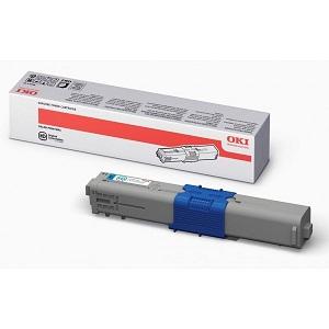 toner OKI C510/C511/C530/C531/MC561/MC562 cyan (5 000 str.)