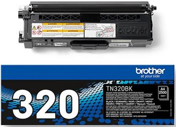 toner BROTHER TN-320 Black HL-4150CDN/4570CDW, MFC9460CDN