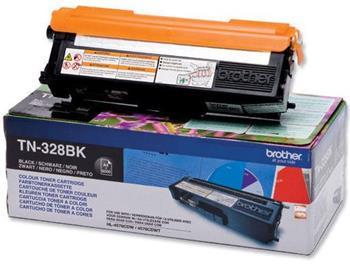 toner BROTHER TN-328 Black HL-4570CDW, MFC-9970CDW