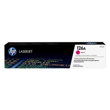 TONER HP CE313A Purpurový toner HP126 pre LaserJet Pro CP1025/nw