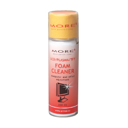 antistatická čistiaca pena MORE LCD/Plasma/TFT, 200ml