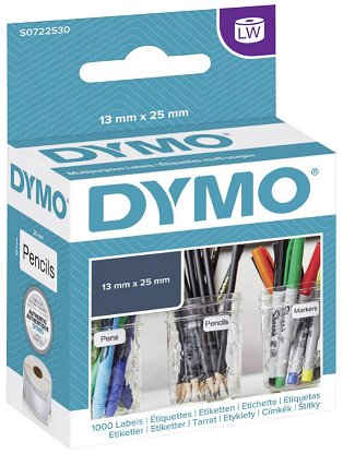 rolka DYMO 11353 Multipurpose Labels 24x12mm