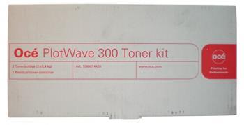 toner OCE PlotWave 300 black (2ks v bal.)