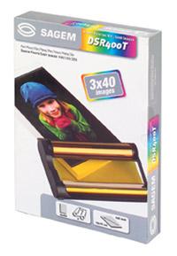 n�pl� + papier SAGEM DSR400T Photoeasy 150/155/160/250