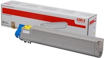 toner OKI C9655 yellow