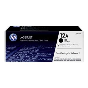 TONER HP Q2612AD dual pack (dvojité balenie)