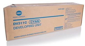 developer MINOLTA DV311C Bizhub C220/C280/C360 cyan