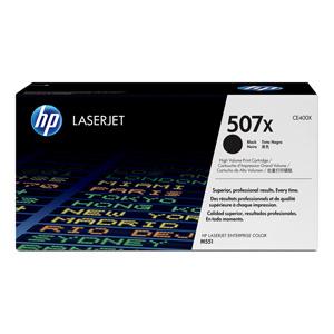 TONER HP CE400X, No.507X čierny pre LJ Enterprise 500 Color M551