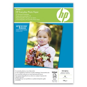 HP Q5451A Everyday Photo Paper gloss A4/25listov (170 g)