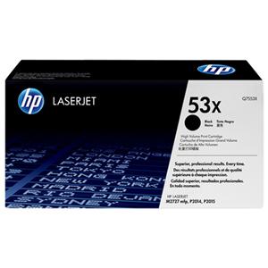 TONER HP Q7553X Čierny pre LJ P2015
