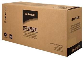 toner SHARP MX-B20GT MX-B200/B201D