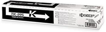 toner KYOCERA TK-895K Black FS-C 8020MFP/8025MFP/8520MFP/8525MFP