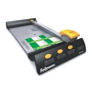 Rotačná rezačka Fellowes Electron A4, dĺžka rezu 320 mm, kapacita 8 listov 80g papiera
