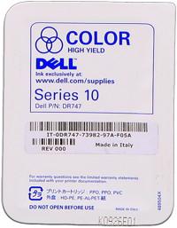 kazeta DELL DR747 color HY (Series 10) 928