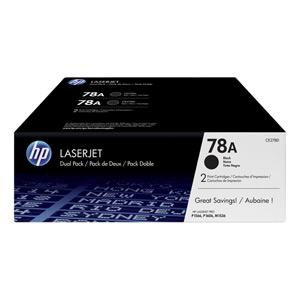 TONER HP CE278AD dual pack (dvojbalenie) LJ Pro P1566/P1606dn,2x 2100str.