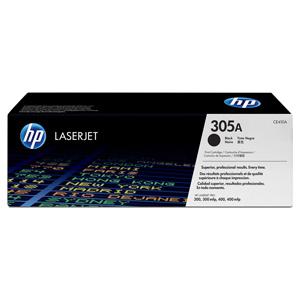 TONER HP CE410A , HP305A čierny, 2200str.