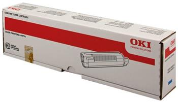 toner OKI MC851/MC861 cyan (7300 str.)