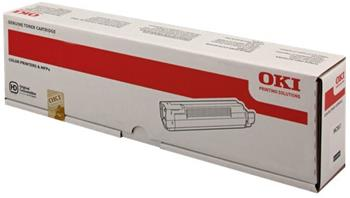 toner OKI MC861 black (9500 str.)