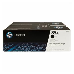 TONER HP CE285AD Dual pack čierny pre LJ P1102/1102w, 2x1600str.