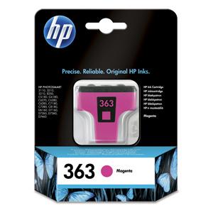 KAZETA HP C8772EE Magenta No. 363 (3,5 ml)