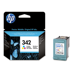 KAZETA HP C9361EE TRI-COLOR No. 342 (5 ml)