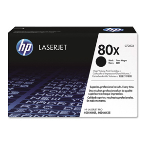 TONER HP CF280X čierny HP No.80X, 6900str.