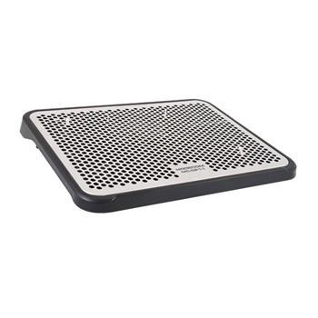 Modecom chladiaca podložka pod notebook SILENT FAN CF-11 Hliníkový povrch